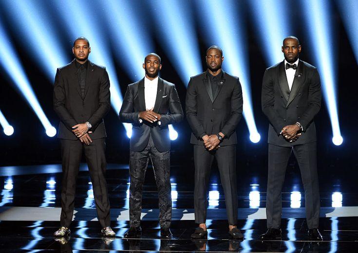 NBAのスター選手4名が暴力根絶を直訴