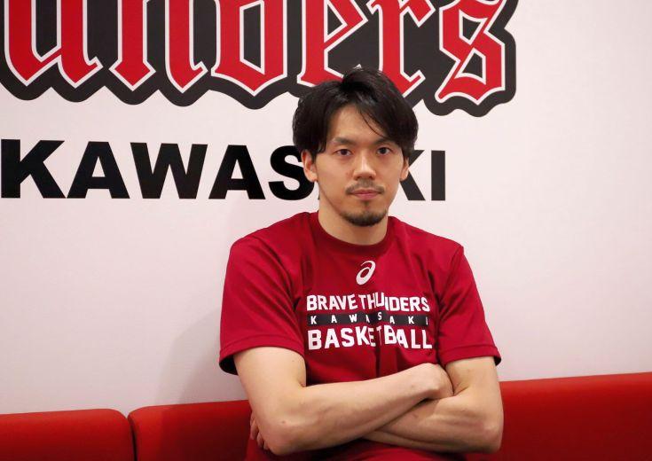 川崎の篠山竜青が振り返る2017-18シーズン「着々と一歩ずつ伸ばせていった1年」
