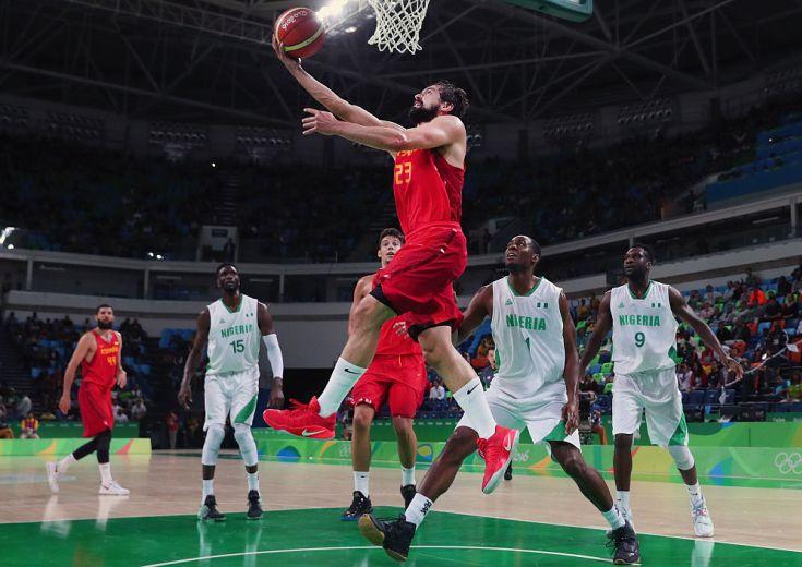 リオ五輪連敗スタートのスペイン、ナイジェリアを下して大会初勝利