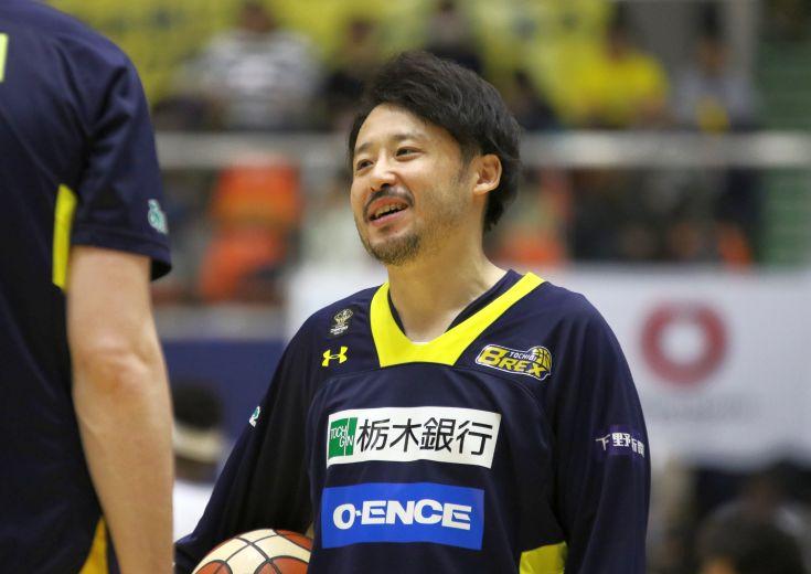 バスケ日本代表に田臥勇太が電撃復帰、2月のW杯予選の予備登録メンバー入り