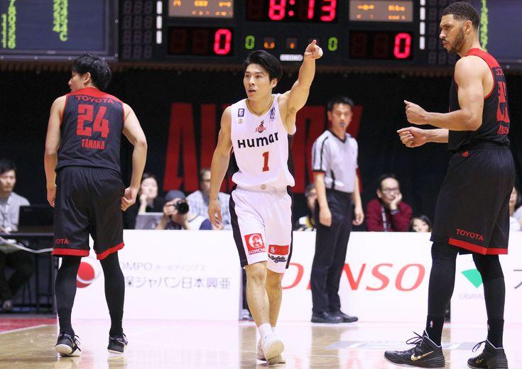 [CLOSE UP]今野翔太(大阪エヴェッサ)試合には敗れるもマッチアップには勝利した『ディフェンスマン』の矜持
