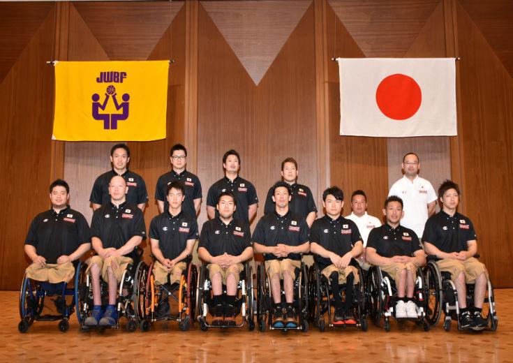 「リアル」な目標設定、パラリンピック車椅子バスケットボール男子日本代表の挑戦