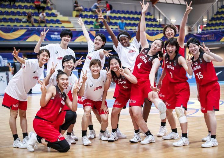 ワールドカップを戦うU-19女子日本代表、『個』と『総合力』ともに韓国を圧倒する39点差の大勝でベスト8進出!