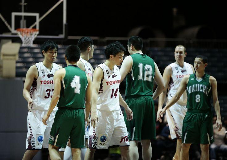 高校2冠の福岡第一、持ち前の『走るバスケット』で川崎ブレイブサンダースに挑むも67-114と完敗を喫する