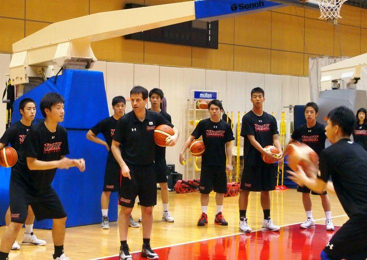 7月に『世界への挑戦』を控えるU-19男子日本代表の第5次強化合宿、コンセプトは『勝負どころのマネジメント』