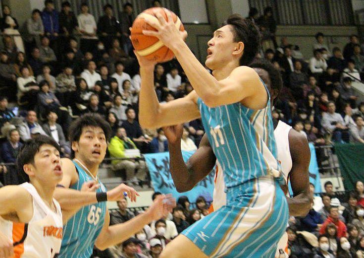 インカレ4連覇を逃した筑波大学、増田啓介は敗戦を糧に日本一奪還を誓う