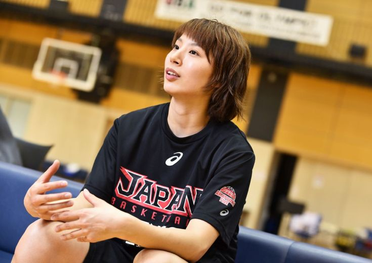 栗原三佳が語るバスケ部時代vol.2「バスケも勉強も、自分に負けたくなくて」