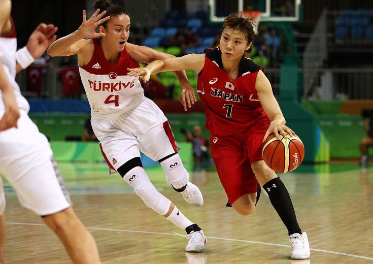 リオ初の敗戦にも前を向く、女子バスケ日本代表の栗原「プラスに考えていきたい」
