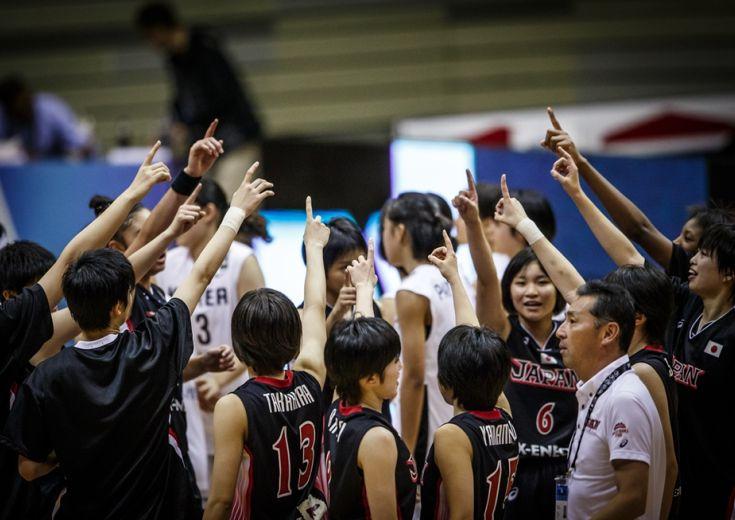 女子U-18日本代表、アジアU-18選手権準決勝で韓国を破り、6大会連続の決勝進出!