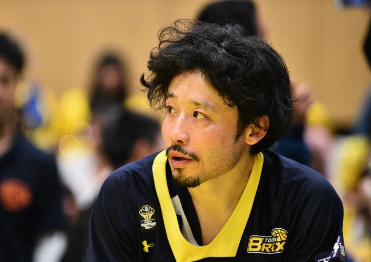 田臥勇太が栃木ブレックスと契約継続、来シーズンも栃木の『顔』に