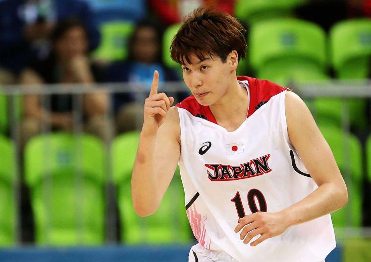リオ五輪女子バスケ、予選ラウンドを終えて得点ランク4位に渡嘉敷来夢、アシスト女王は吉田亜沙美