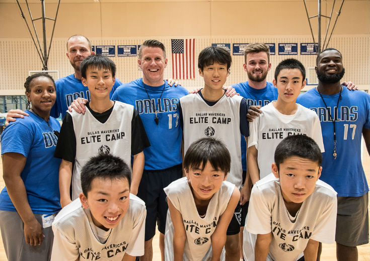 叫ばれるアンダーカテゴリーの重要性、中学選抜クラスの選手をマーベリックスのキャンプに送り込む仙台89ERSの取り組み