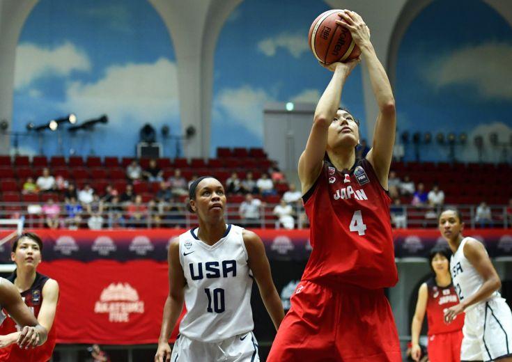 U-24女子日本代表はアメリカ相手に100点ゲームで敗れるも、今週末開幕のユニバーシアードに向け「収穫は大きい」