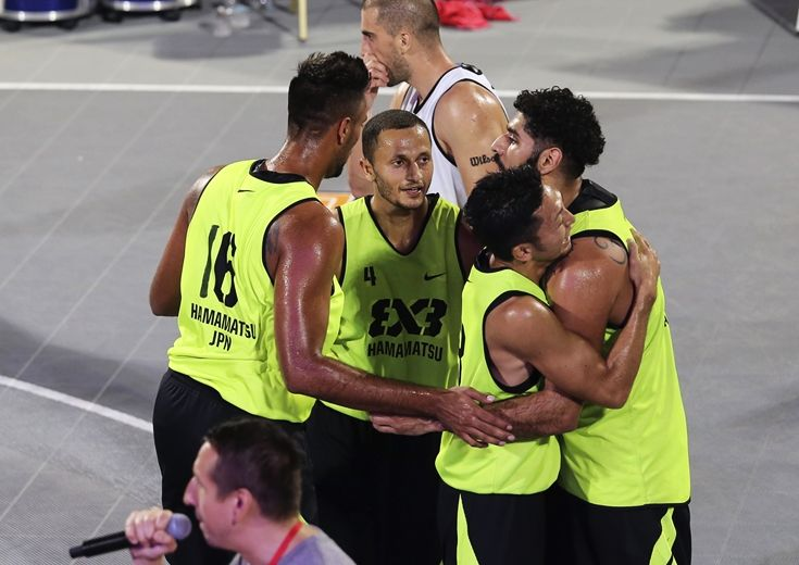 『FIBA 3x3 WORLD TOUR FINAL』で快挙! 「Hamamatsu」が並居る強豪を抑え史上初の準優勝に輝く