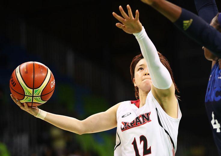 女子バスケ日本代表、世界4位フランスを撃破して予選ラウンドを4位で通過