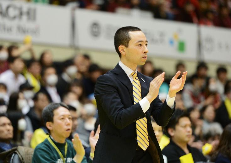 健闘が目立つSR渋谷の指揮官、勝久ジェフリー「バスケが世界で一番素晴らしいスポーツ」