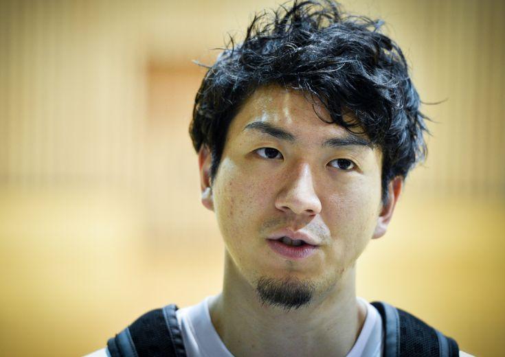 ファジーカス&八村が加わっても『日本のエース』は比江島慎「自覚を持ってやる」