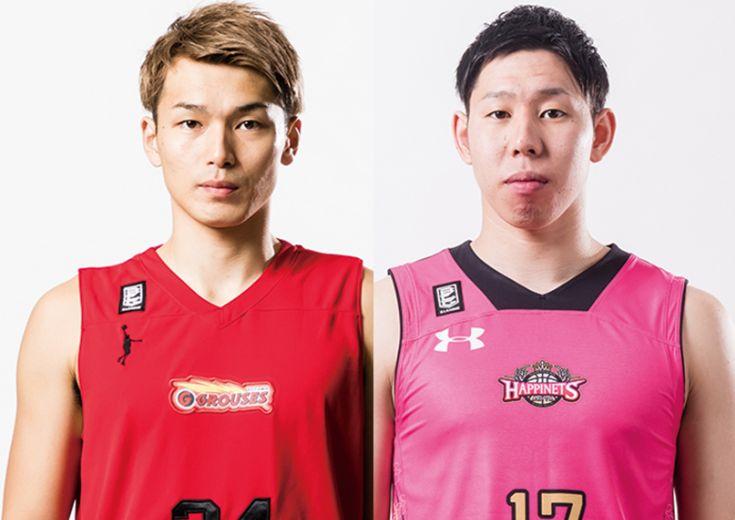 富山の大塚裕土と秋田の中山拓哉がSNS投票で選出、オールスター出場選手が出揃う