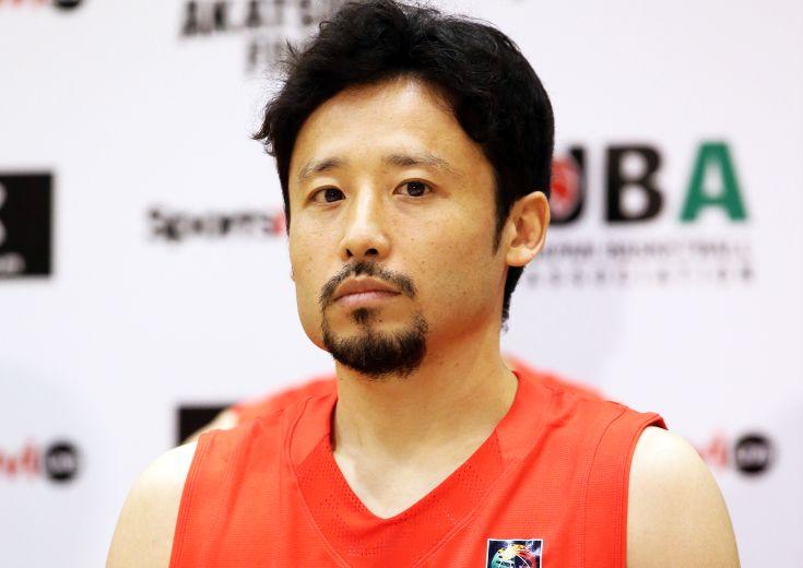 日本代表キャプテンとして世界に挑む田臥勇太「この12人でベストを尽くす」
