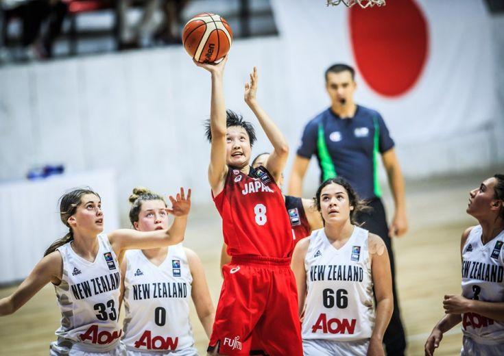 U16日本代表が『走るバスケ』で準決勝ニュージーランド戦に快勝、アジア女王まであと一歩に迫る!