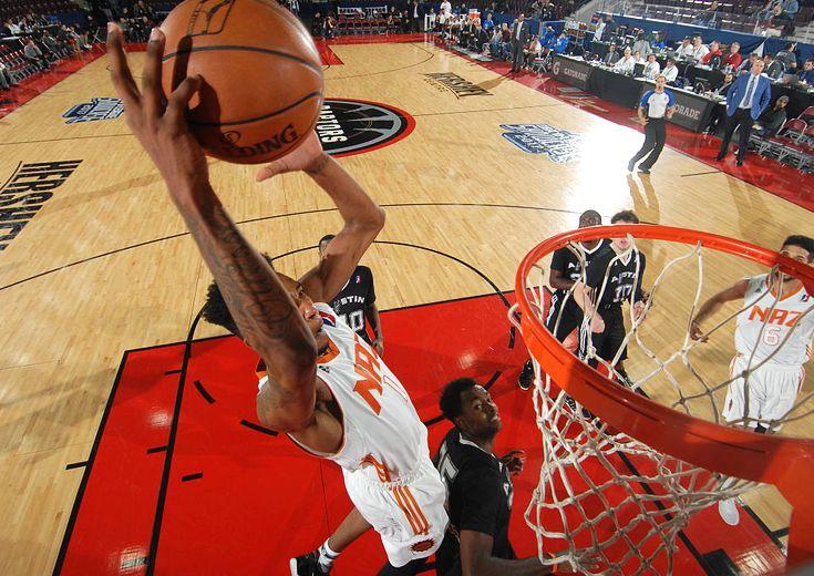NBAでの成功数0なのにダンクコンテスト出場が決定、タダモノじゃないオーラを発するデリック・ジョーンズJrって誰だ?