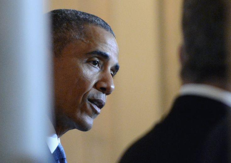 オバマ大統領、大統領専用機着陸後も試合終了まで機内に