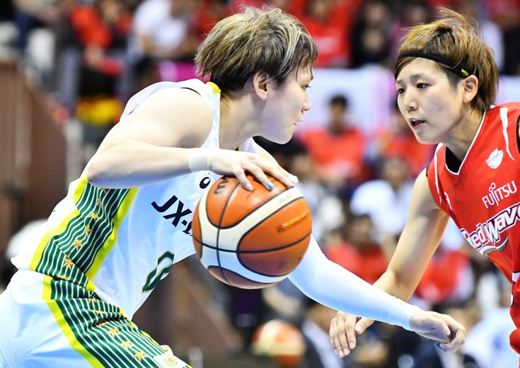 [CLOSE UP]吉田亜沙美(JX-ENEOS)変わる常勝チームで「魅せるバスケット」を誓う