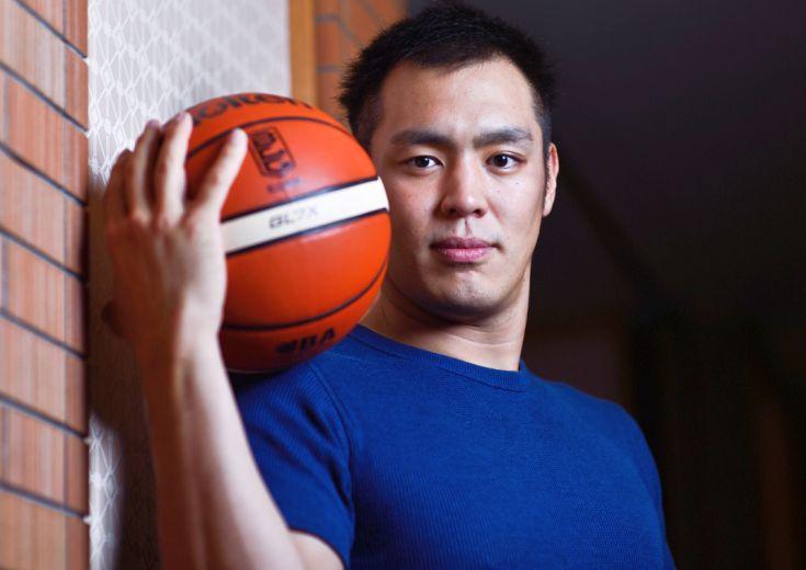 永吉佑也が語るバスケ部時代vol.1「トガっていた僕はバスケに守ってもらった」
