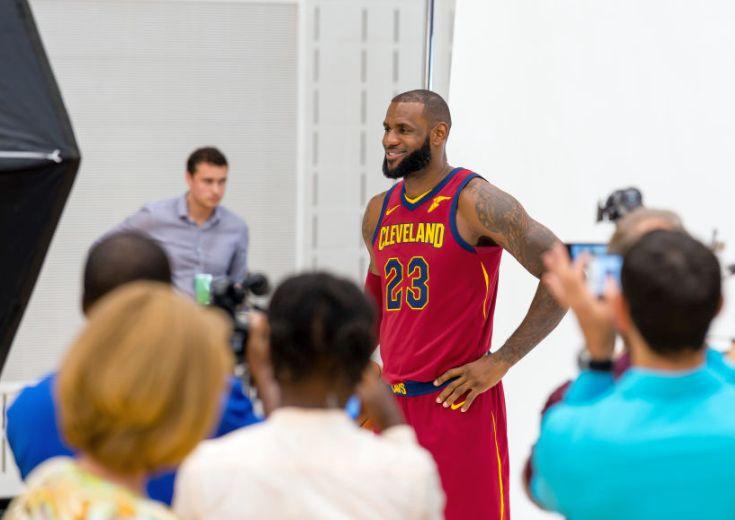 [NBA2017-18開幕特集 キャバリアーズ]屈辱のファイナルを経て『レブロンのチーム』が変貌