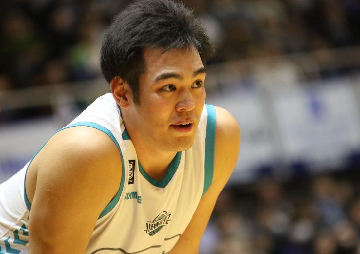 ビッグラインアップで奮闘する永吉佑也、スピード強化で日本代表での活躍を狙う