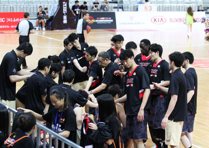 『Atlas Challenge』、男子日本代表は最終戦に敗れ最下位に