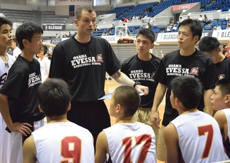 大阪エヴェッサがU18、U15、U12の3カテゴリーでトライアウトの参加者を募集中
