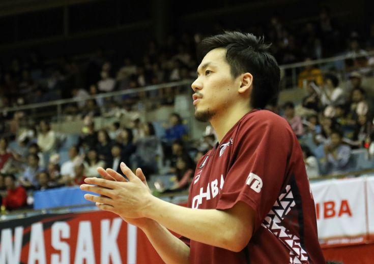[CLOSE UP]篠山竜青(川崎ブレイブサンダース)チームの確かなステップアップを感じるも、緊張感を継続して戦い続ける