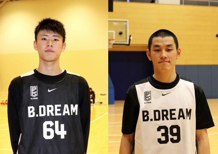 世界に通用する選手を輩出するために。『B.DREAM』に参加した高校卒業間際のバスケットプレーヤーが語る『DREAM』