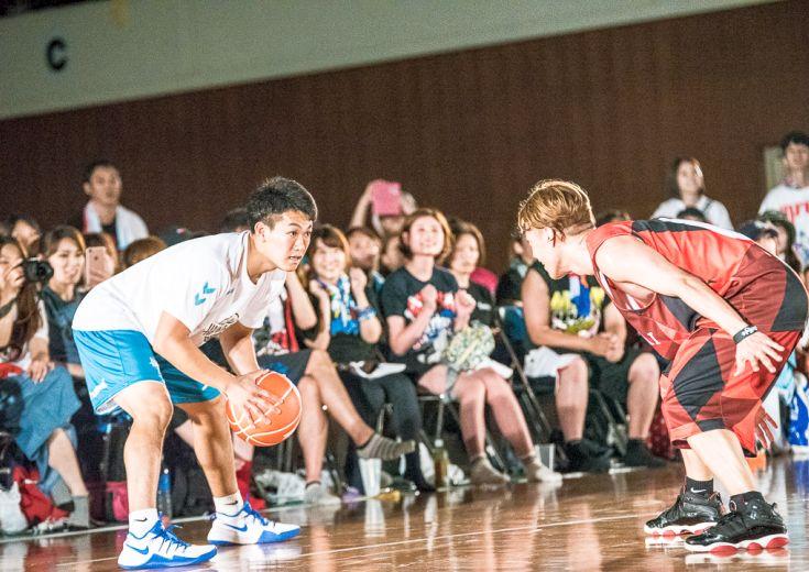 ロックフェス『京都大作戦』に京都ハンナリーズが参戦、『完全アウェー』ながらも全く異なるバスケに刺激を受け大興奮!