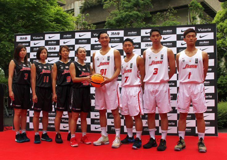 東京オリンピック正式種目となった3x3、メダルを狙う日本代表がアジアカップへ