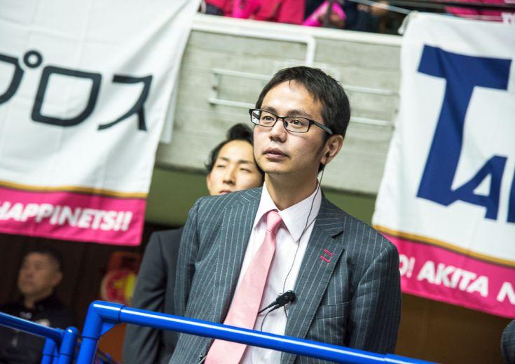 秋田ノーザンハピネッツ 水野勇気社長に聞くvol.2「チームカラーをピンクにしたのも、結果としては大正解でした」