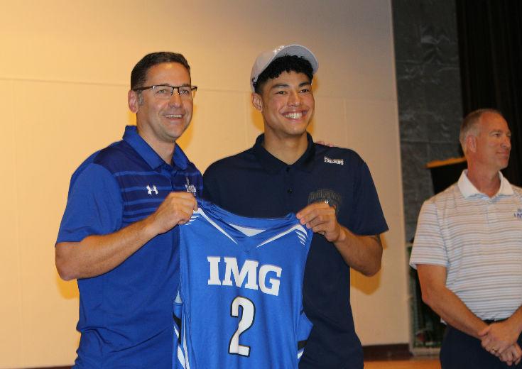 アメリカIMGアカデミーへの進学を決めた田中力「日本のバスケを強くしていきたい」