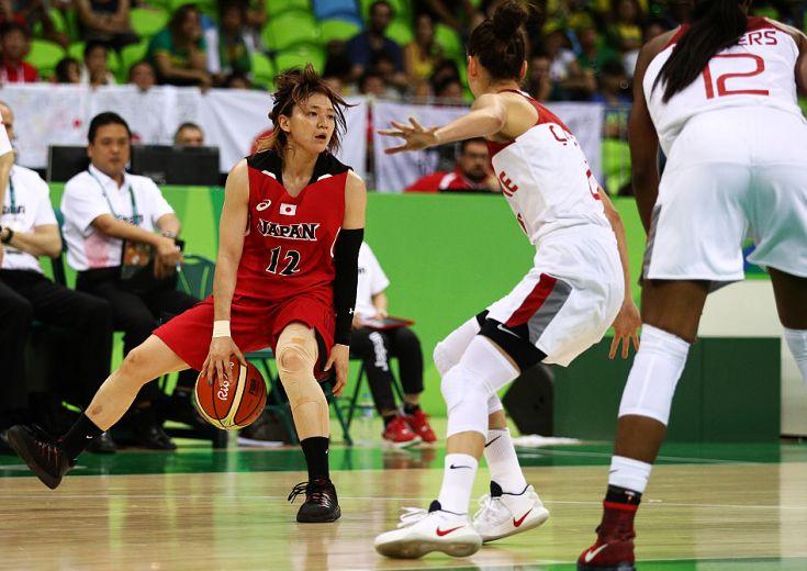 リオ五輪 女子バスケ日本代表は「走るバスケ」のお株を奪われ初黒星を喫する