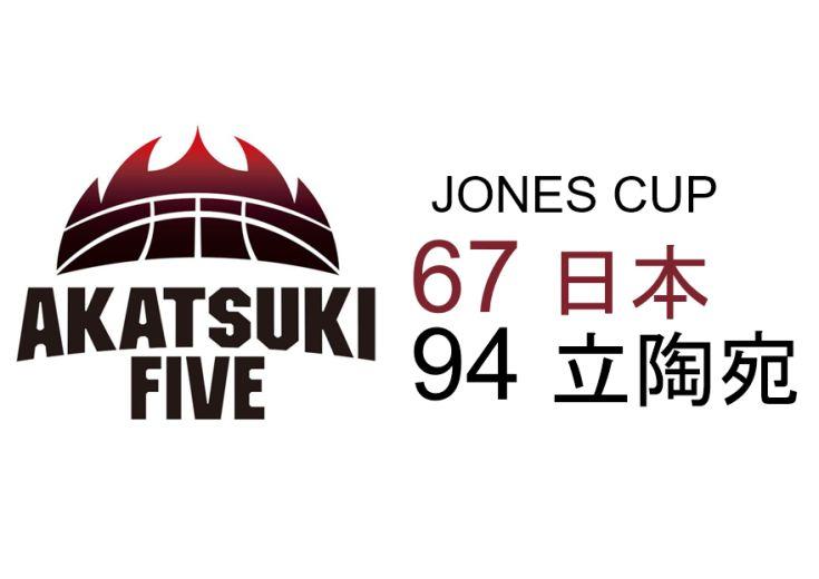 台北でジョーンズカップを戦うU-24日本代表、リトアニアに大敗を喫して3連敗