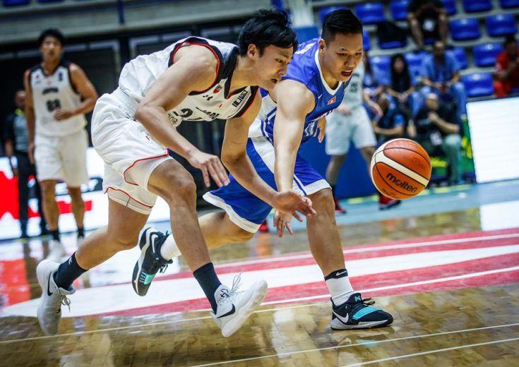 大会初勝利に意欲を見せる香港を力と技でねじ伏せた日本代表、5人が2桁得点を記録する完勝劇でグループリーグ突破!