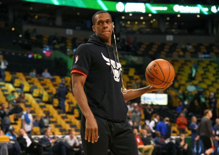 ケンタッキー大のチャリティゲームで現役NBA選手が妙技を披露、ラジョン・ロンドは『ヘディング・アリウープパス』を開発
