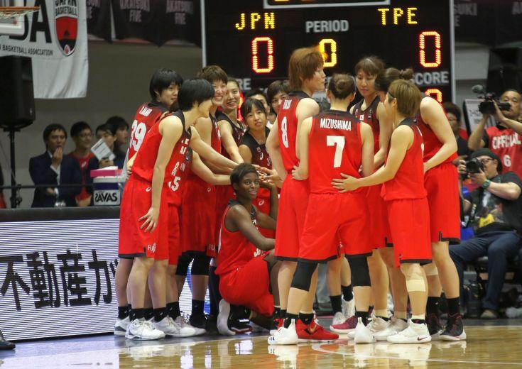 女子日本代表が強化試合で大勝、主力選手を欠くも堅守&速攻のスタイルは変わらず