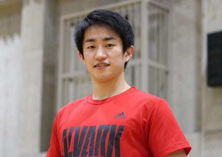 アルバルク東京に特別指定で加入した齋藤拓実「僕は自分の意思でチームを選んだ」