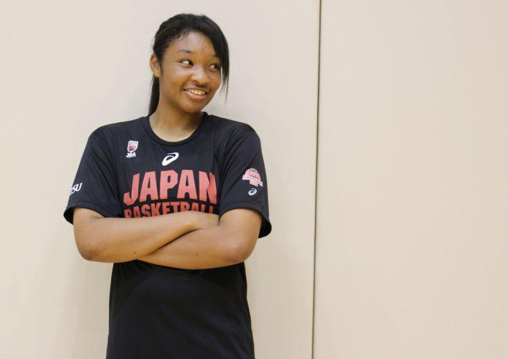 [CLOSE UP]オコエ桃仁花(デンソーアイリス)急成長を続けるバスケU-19代表『オコエ妹』が世界への挑戦に意欲!