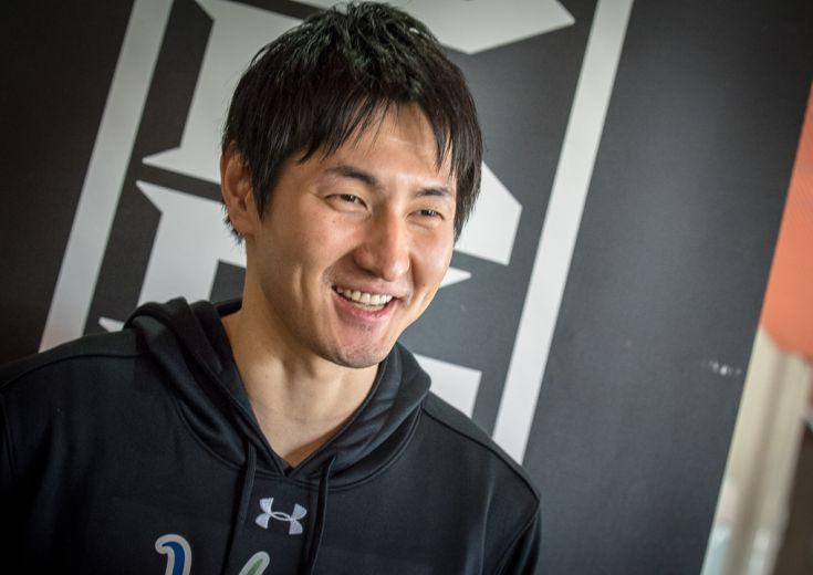 熊本でのBリーグオールスターゲーム、3ポイントシュートコンテストでは岡田優介が、ダンクコンテストではアイラが優勝!