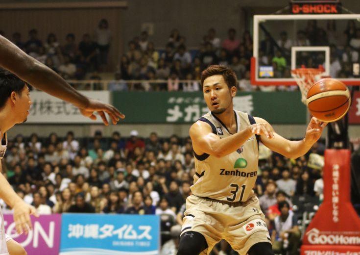 「B」の主役たち~喜多川修平(琉球ゴールデンキングス) 沖縄で勇躍、中心選手になれることを証明した男の『リベンジ』