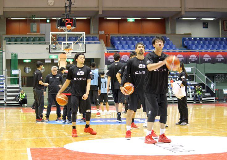 ワールドカップから東京オリンピックへと続く、バスケ男子日本代表の進む『道』